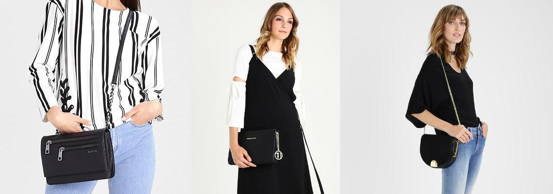 Czarna torebka – idealny dodatek jesiennej stylizacji