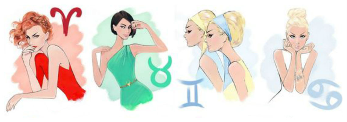 Jaki kolor pasuje do twojego znaku zodiaku?