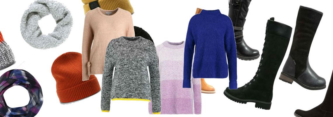 Te ubrania i dodatki musisz mieć w swojej szafie tej zimy